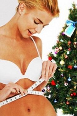 Как похудеть к новому году? Забыть про диеты! Женский