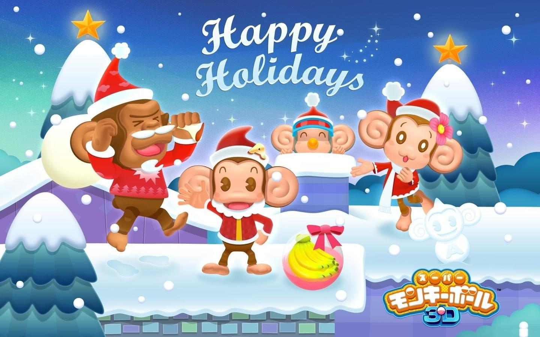 Новогодние конкурсы к году обезьяны